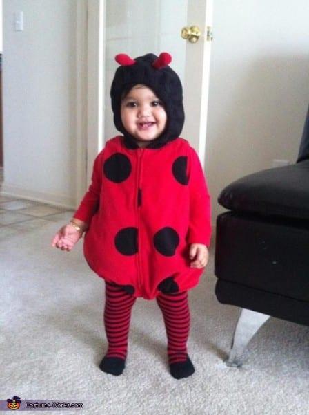 Diy Baby Ladybug Costume