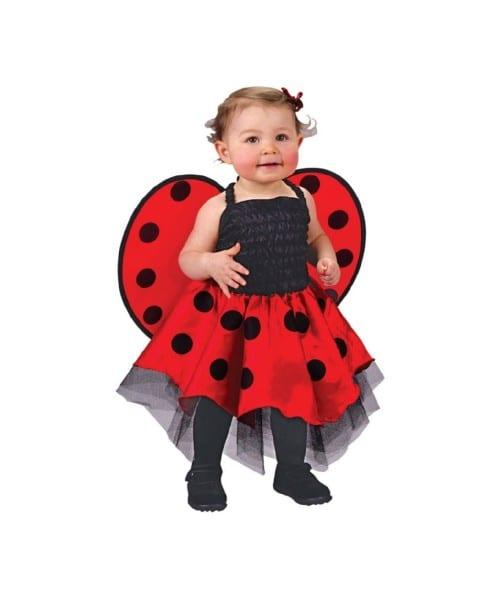 Ladybug Little Baby Costume