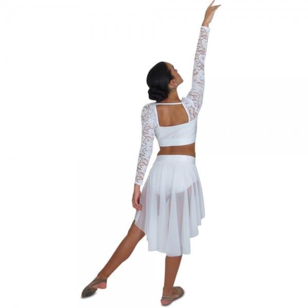 Romantic Lyrical Dance Costume