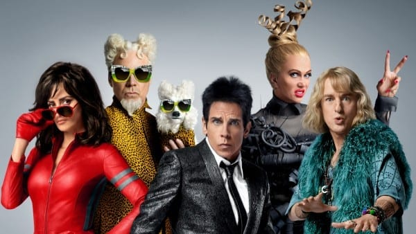 The 'zoolander 2' Costumes Are '50 Percent Couture Fashion And 50