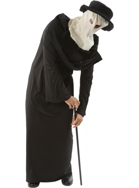 Man's Elephant Man Costume  Fast Delivery