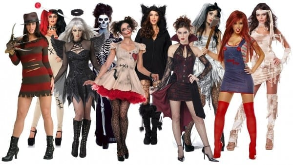 10 Best Scary Halloween Costume Ideas For Women