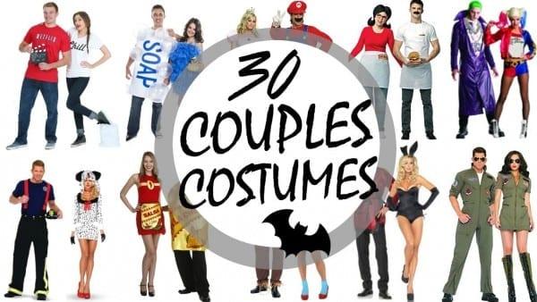 30 Diy Couples Halloween Costumes