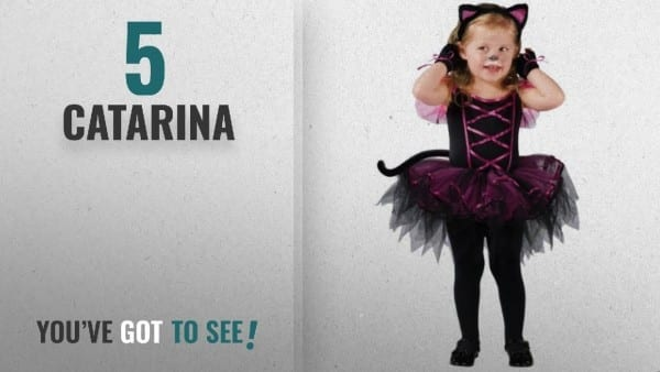 Top 10 Catarina [2018]  Catarina Ballerina Toddler Costume