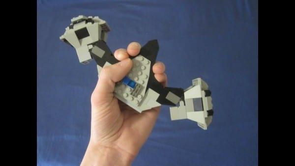 Lego Energy Sword Handle