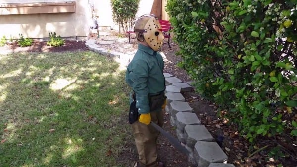 Friday The 13th Part 6 Jason Lives Costume For My Son  Wip
