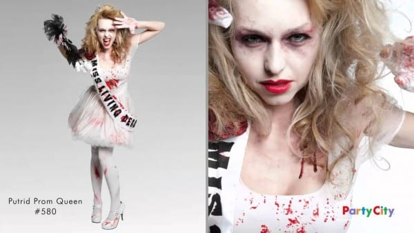 Zombie Costumes Halloween Collection