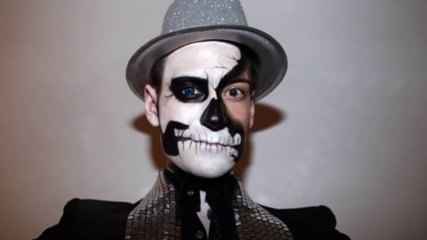 Scary Halloween Costumes And Creepy Makeup Ideas For Men  Spooky