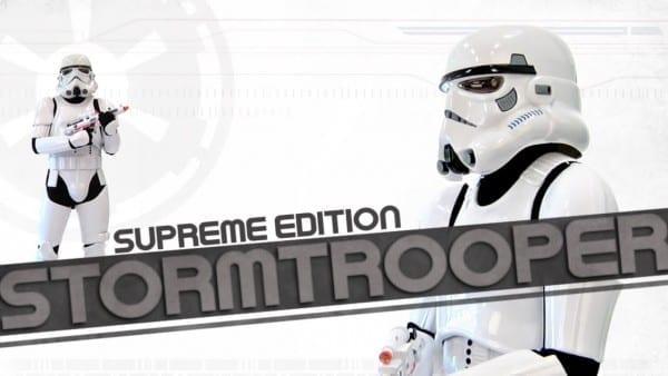 Supreme Edition Stormtrooper Costume