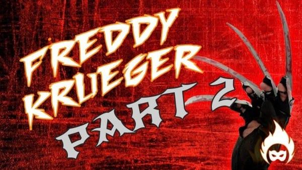 Freddy Krueger Costume Part 2 3  The Glove
