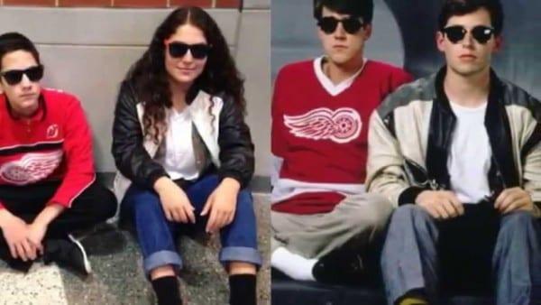 Diy Ferris Bueller's Day Off Duo Costume (ferris And Cameron