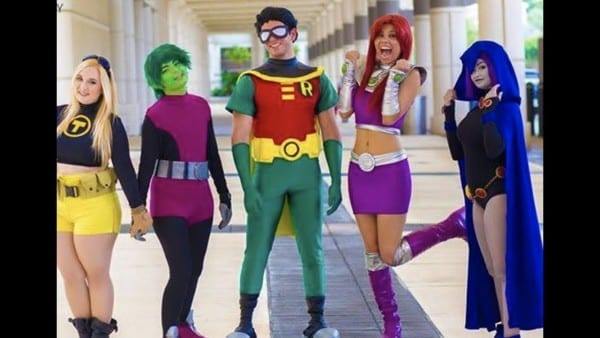 Teen Titans Go In Real Life Cosplay Skits!