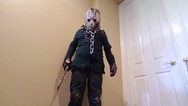 My Part 7 Jason Costume
