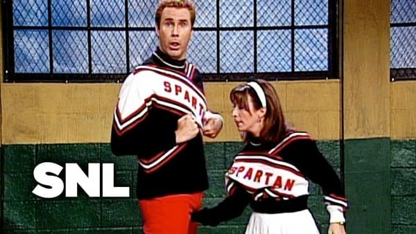 Spartan Cheerleaders At Tryouts Cold Open