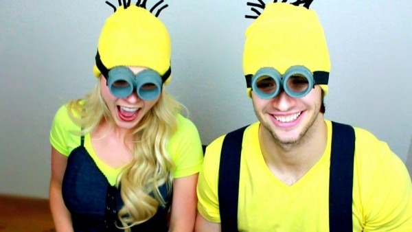 How To  Diy Despicable Me Minion Halloween Costume! (easy, Cheap