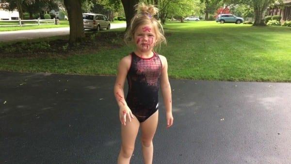 Zombie Gymnast Trailer