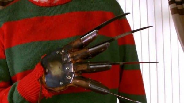 My Part 3 Freddy Krueger Glove From Terrorgloves Com