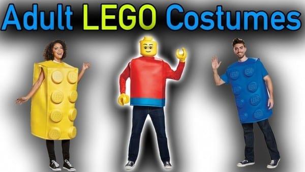 Omg Adult Lego Costumes!!