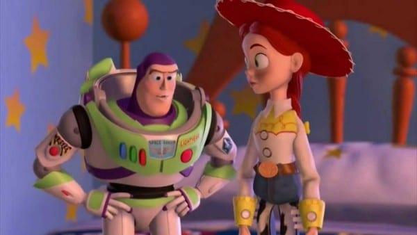 Buzz And Jessie