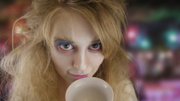 Mad Hatter Inspired Makeup And Hair Tutorial