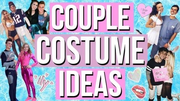 10 Couple Halloween Costumes Ideas!