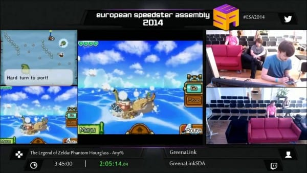 European Speedster Assembly  Zelda  Phantom Hourglass Speed Run In
