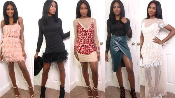Missguided Christmas Party Outfit Ideas