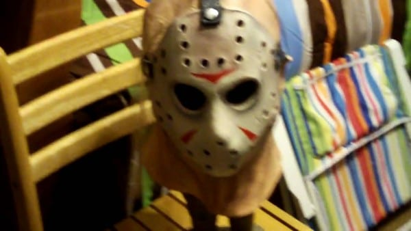 Friday The 13th Remake Jason Voorhees Latex Mask