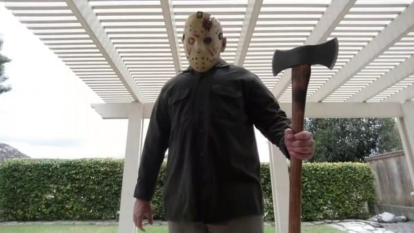 Jason Voorhees Friday The 13th Part 4 Costume