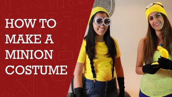 How To Make Minion Costume
