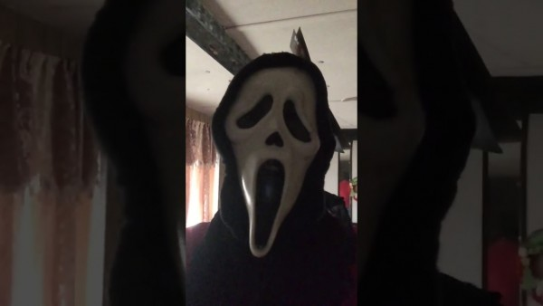 Scream 4 Collectors Edition Reshoot Mask