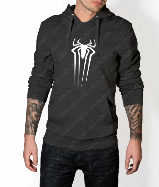 The Amazing Spiderman Spider Logo Pullover Hoodie