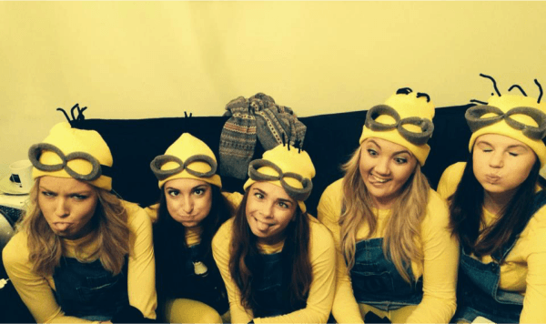 37 Diy Minion Costume Ideas For Halloween