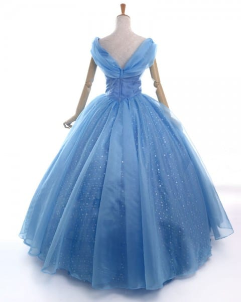 Movies Cinderella 2015 Costume Adult Princess Cosplay Party Prom