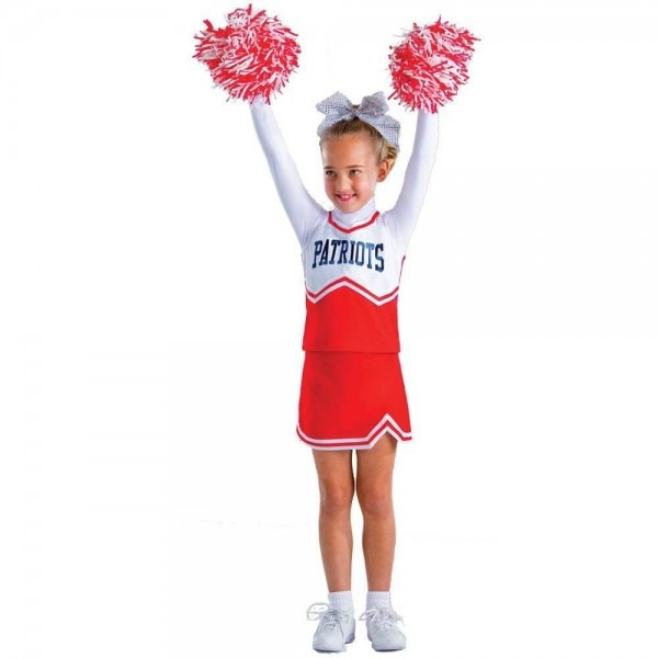 Cheer Custom Uniforms Sets  Girls Cheerleader Costume, Custom