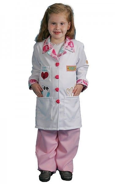 Doctor Outfit Clipart