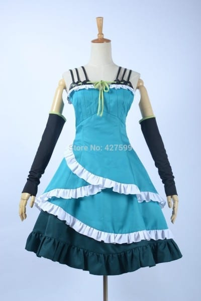 Aliexpress Com   Buy New Anime Black Bullet Tina Sprout Cosplay
