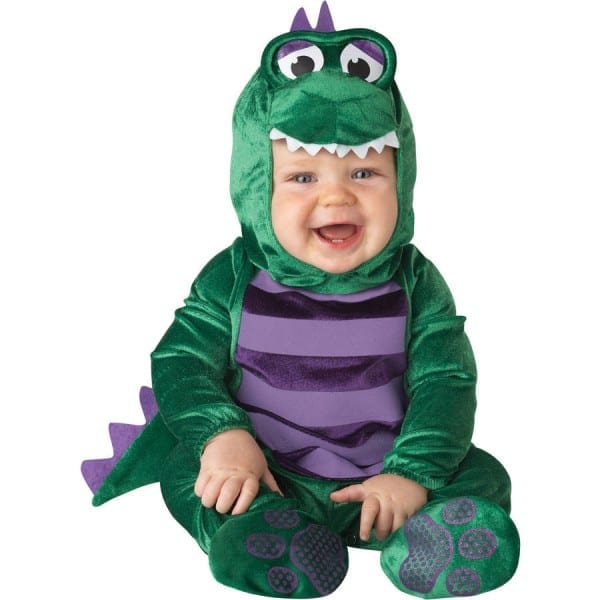Baby's Dinosaur Dress Up Costume By Time To Dress Up