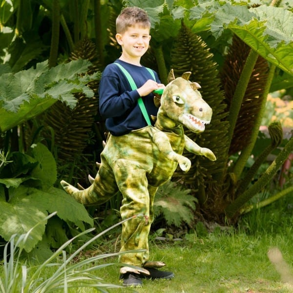 Children's Ride In Dinosaur Costume By Time To Dress Up