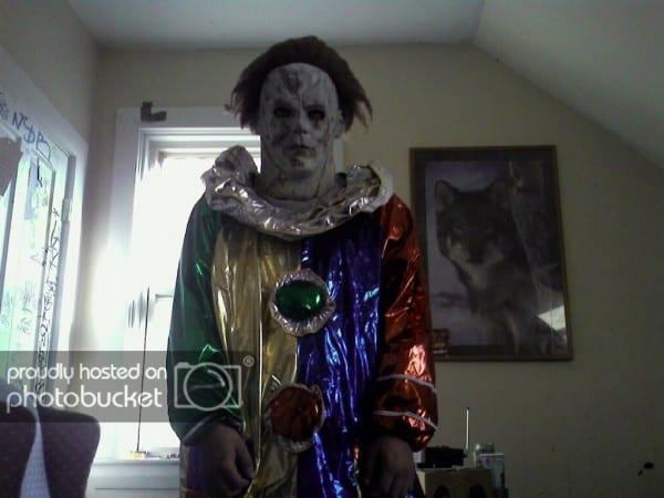 Clown Costume From H1 Original