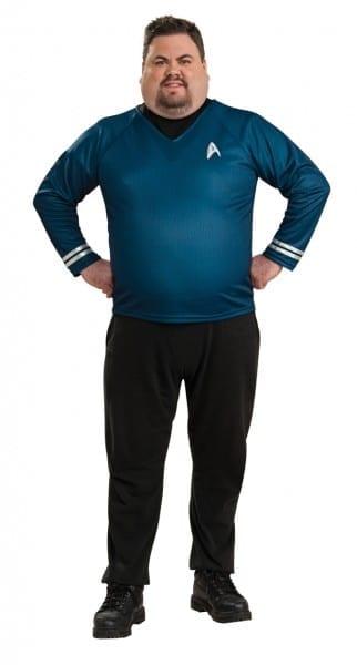 Plm210   Deluxe Star Trek Shirt