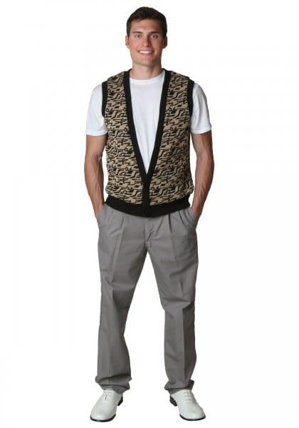 Ferris Bueller Costume Vest