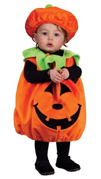 Cutie Pie Pumpkin Costume Infant Toddler Cute 12 24 Months Baby