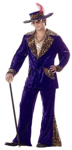 Pimp Suits, Pimp Costumes
