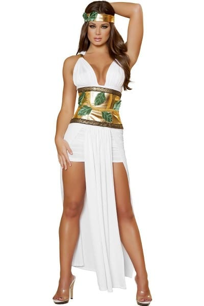 Sexy Greek Goddess Costume For Women