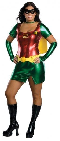 Plus Size Womens Superhero T Shirts