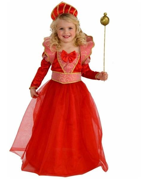 Ruby Queen Kids Disney Princess Halloween Costume Disney, Beauty