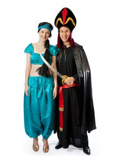 Princess Jasmine And Jafar Costumes