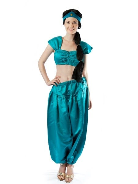 Princess Jasmine Disney Style Costumecreative Costumes