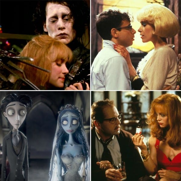 Scary Movie Couples